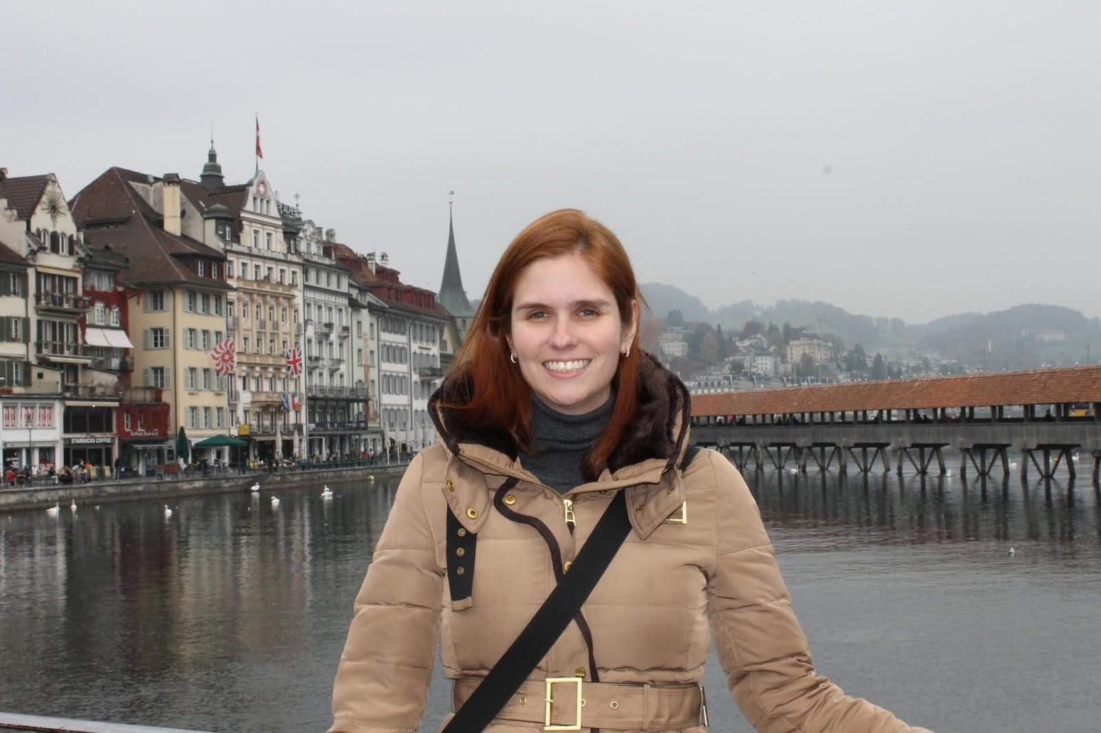 Altstadt ou Cidade Velha - Luzern