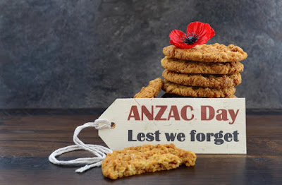 lest we forget anzac cookies