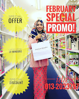 harga promosi premium beautiful