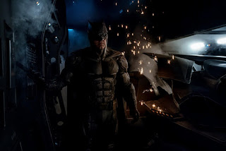 Snyder Tweets Pic of Tactical Batsuit from Justice League Movie!