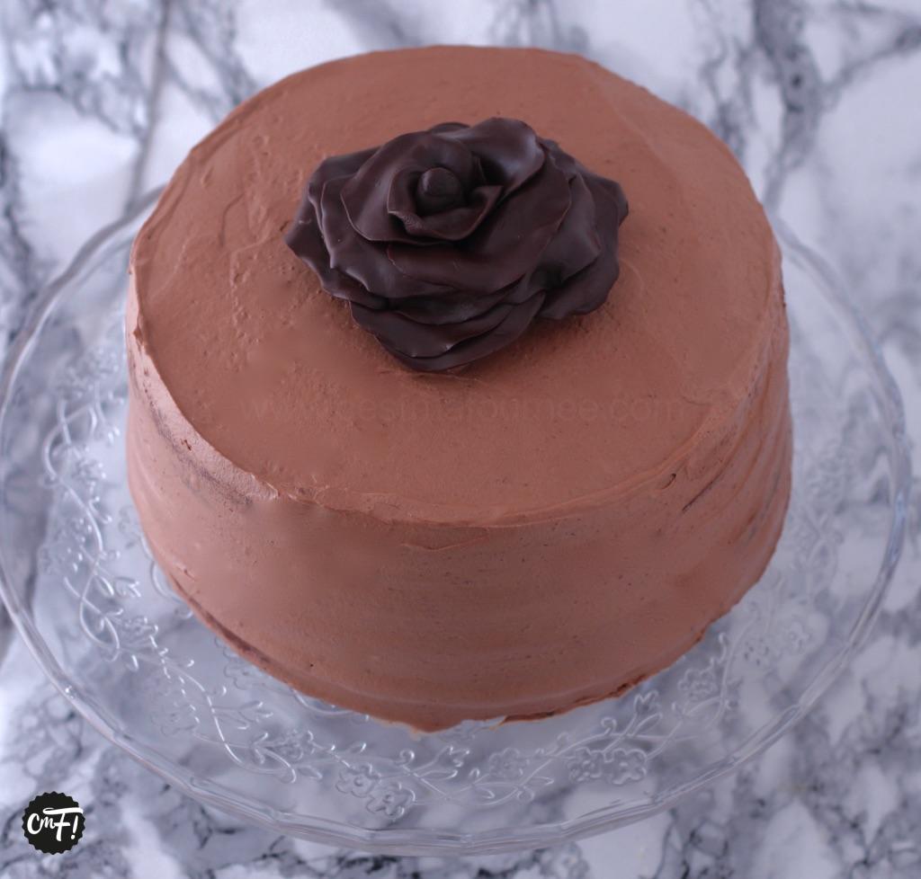 """Populaire C'est ma fournée ! : Le """"Layer Cake"""" au chocolat AY15"""