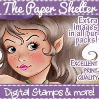 I {HEART} The Paper Shelter
