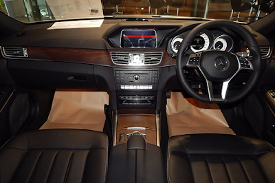 Interior Mercy W212 E-Class Facelift
