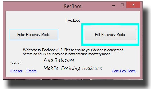 Top 3 DFU Tools for iPhone to Enter DFU Mode -Recboot ~ CPU