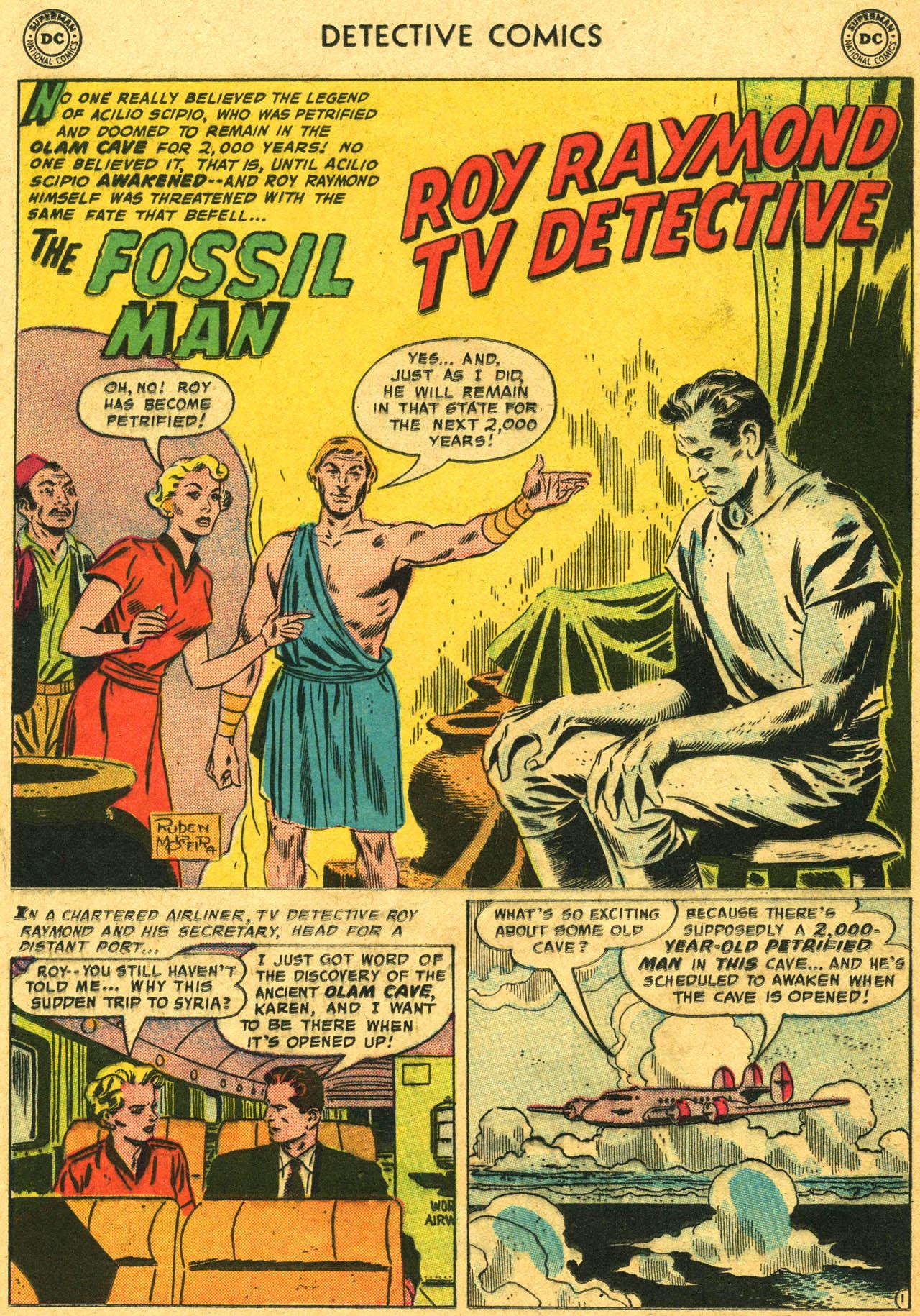 Read online Detective Comics (1937) comic -  Issue #253 - 18