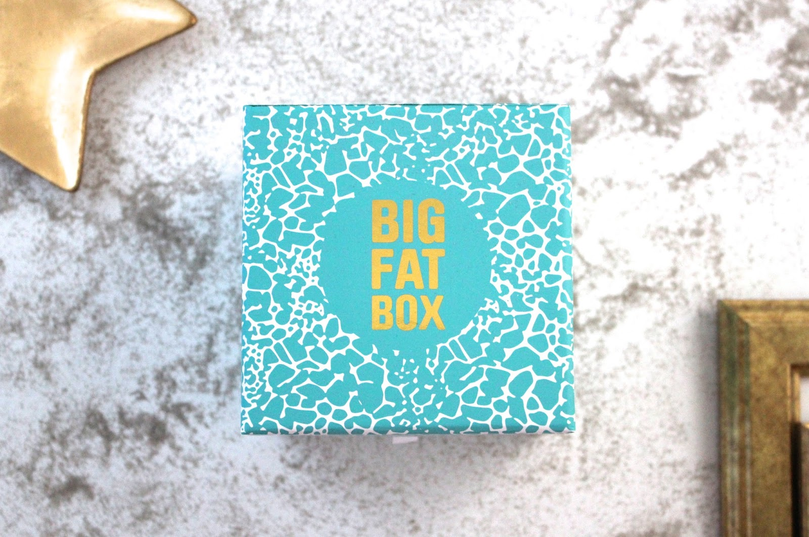 Cheerz Big Fat Box Review