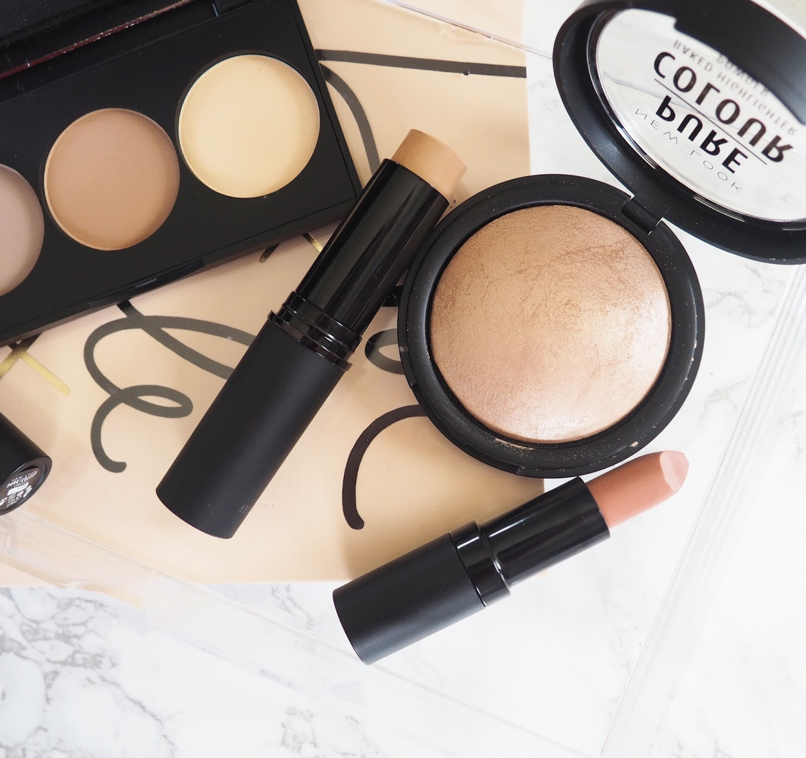 Becoming A Beauty Blogger On A Budget, New Look Beauty Haul, new look makeup review, budget beauty 2016