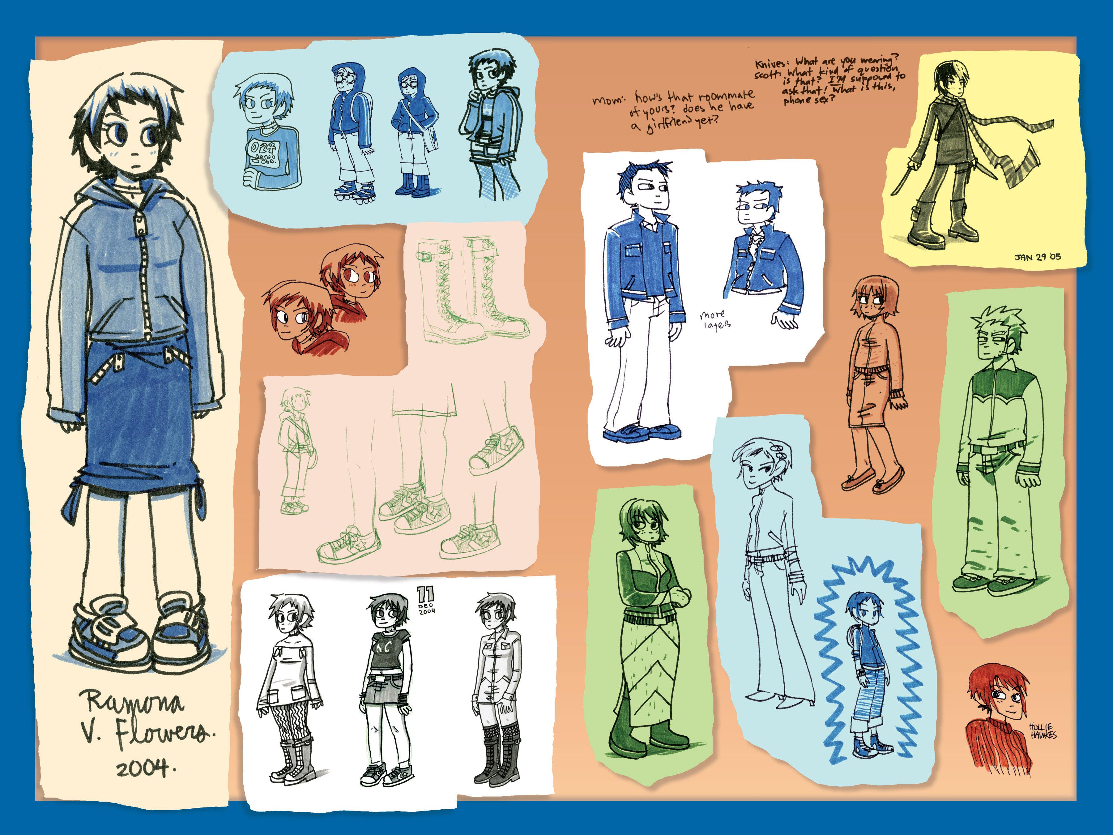 Read online Scott Pilgrim comic -  Issue #2 - 197
