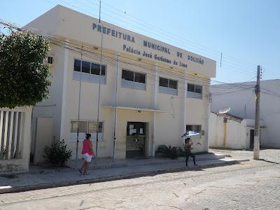 Resultado de imagem para Prefeitura de Solidão