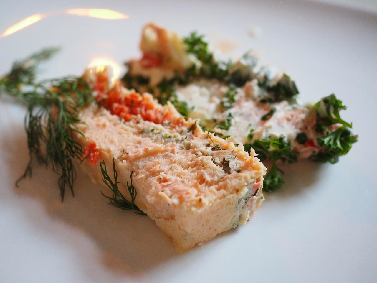street food cuisine du monde recette de terrine aux asperges la mousse de saumon. Black Bedroom Furniture Sets. Home Design Ideas