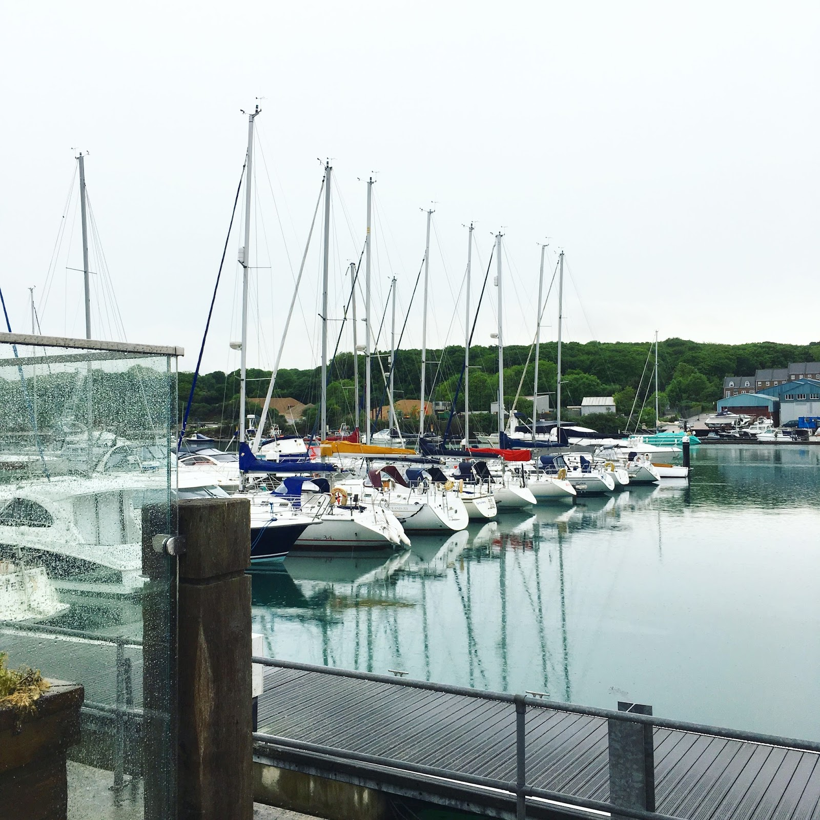Lifeboat Marina East Cowes