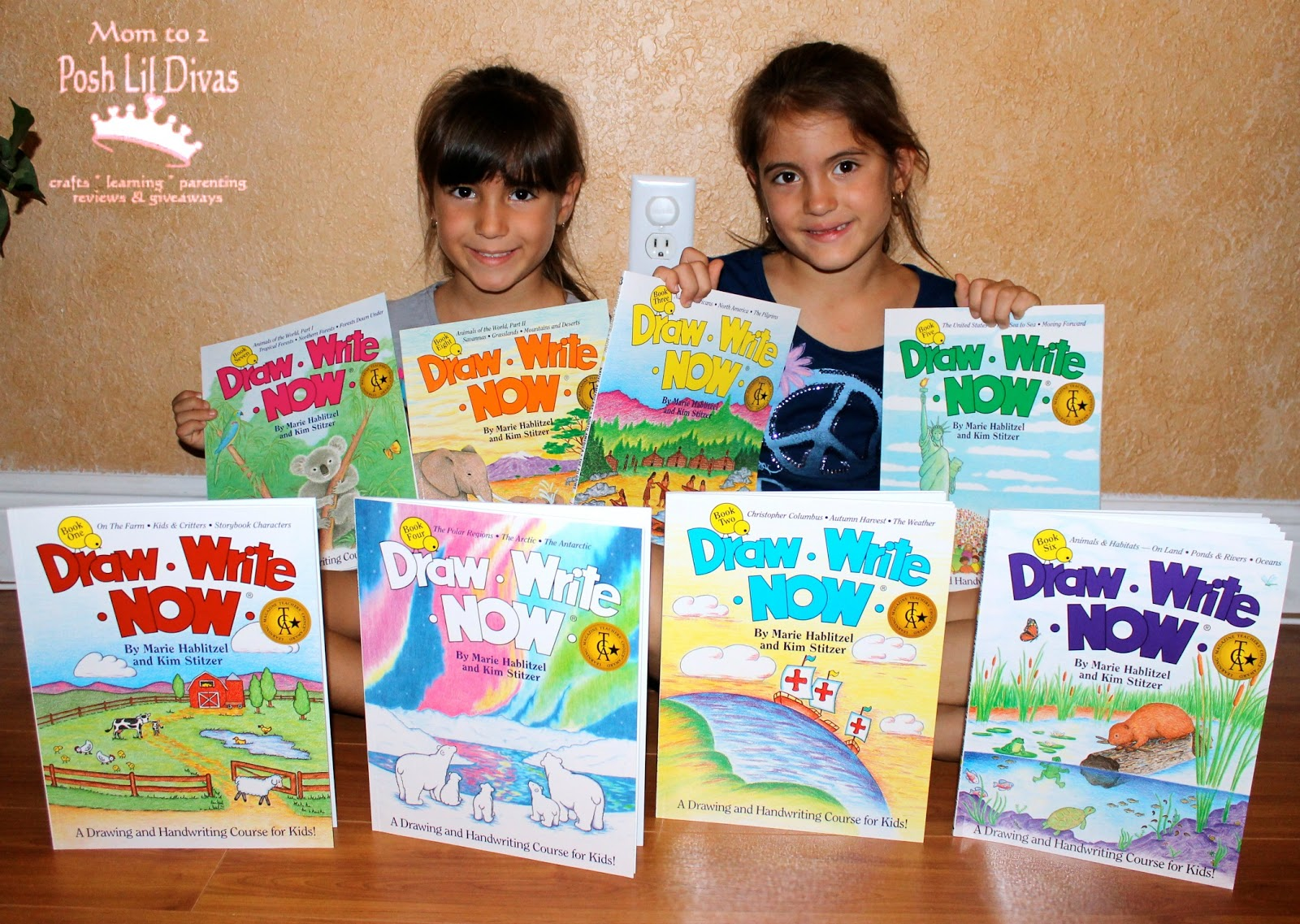 book series for kids
