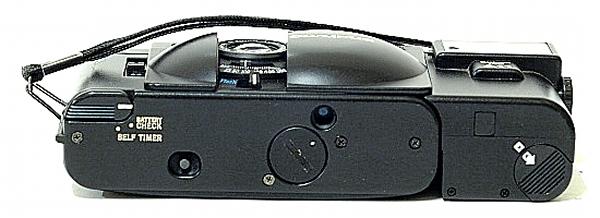 Olympus XA 2, Bottom