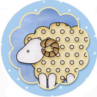 Dulce Principito: Wrappers y Toppers para Cupcakes para Imprimir Gratis.