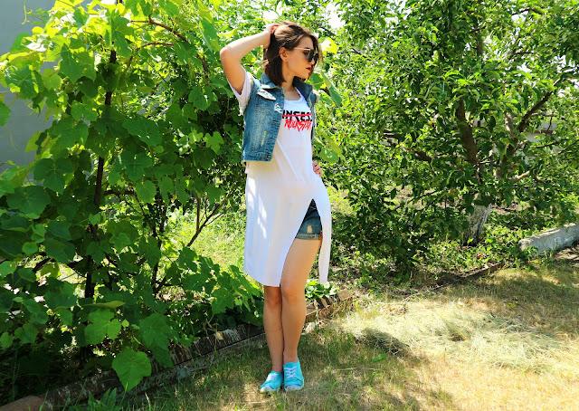 Zaful Rockstare Outfit