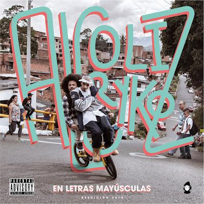 Alcolirykoz - En Letras Mayusculas (Reedición 2018) (Colombia)