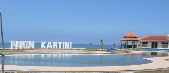 Pesona Pantai Kartini Jepara