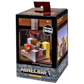 Minecraft Environment Sets Zombie Mini Figure