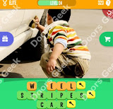 cheats, solutions, walkthrough for 1 pic 3 words level 323