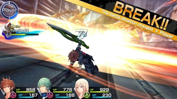 Chaos Rings III - game-android-terbaik