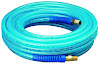 Amflo 12-50E Blue 300 PSI Polyurethane Air Hose 1/4