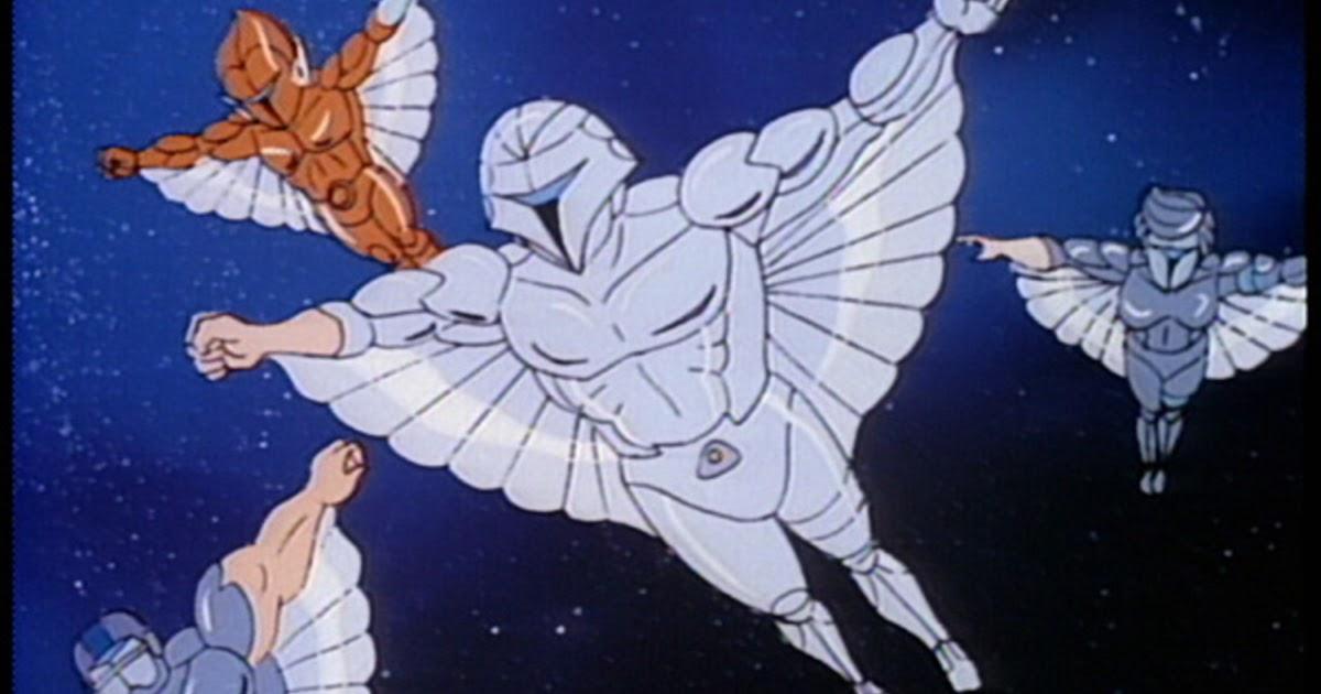 Los Halcones Galácticos 1986 Sdr