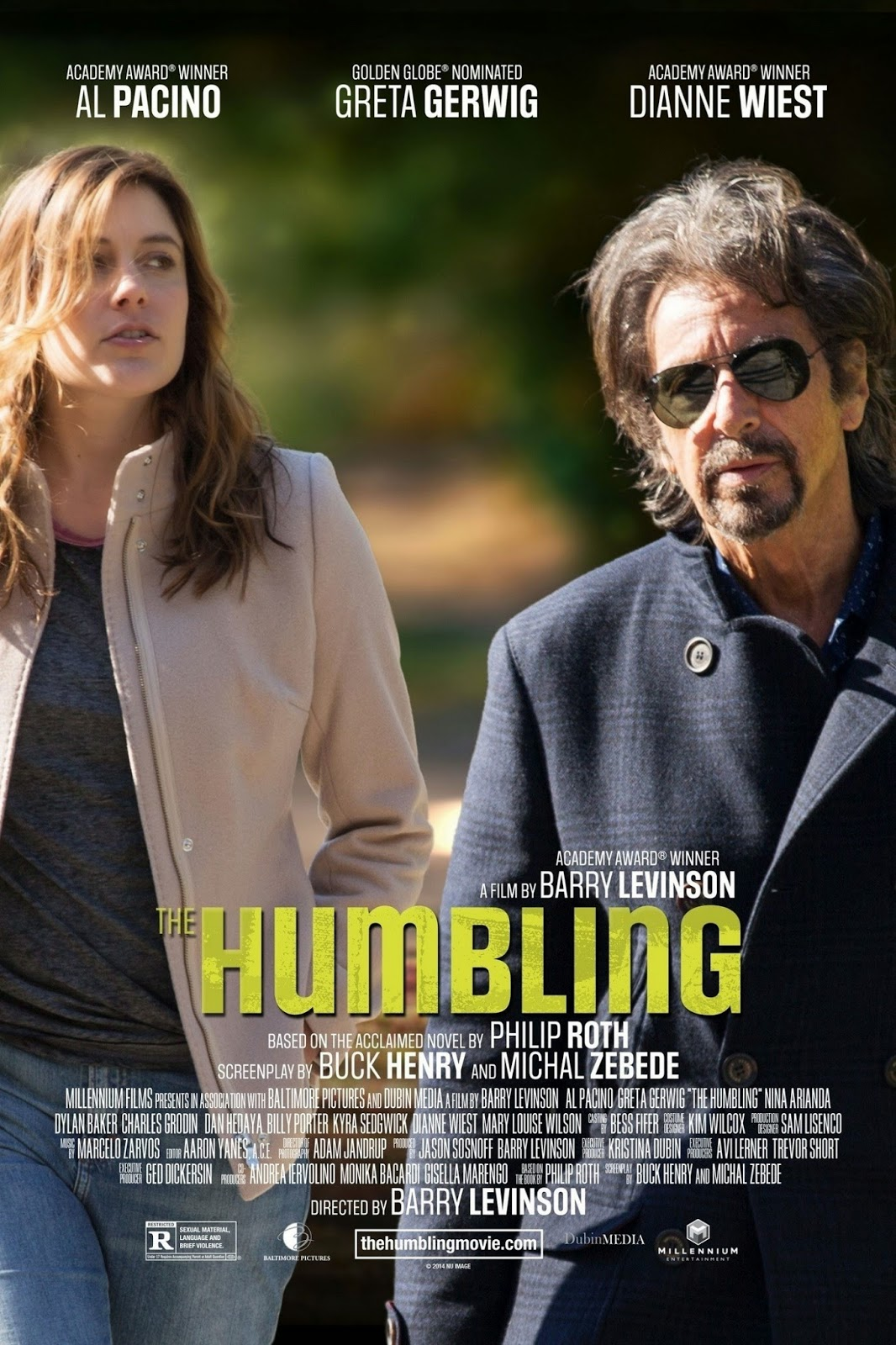 The Humbling 2015 - Full (HD)