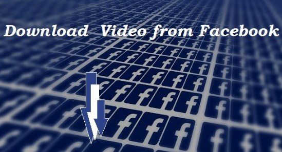 how to download videos from your facebook account