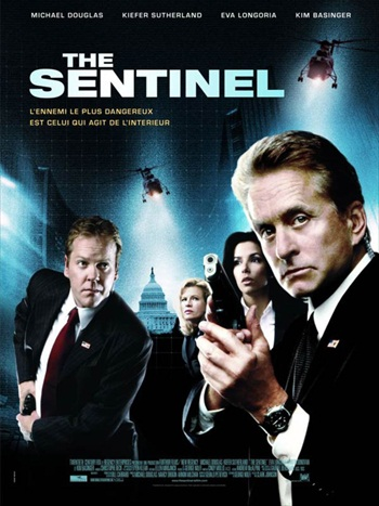 The Sentinel 2006 Dual Audio Hindi 720p BluRay 850mb