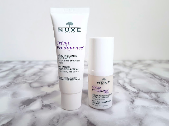 Nuxe Crème Prodigieuse Anti-Fatigue Moisturising Cream and Eye Cream