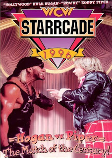 WCW Starrcade 1996 Review - Event poster