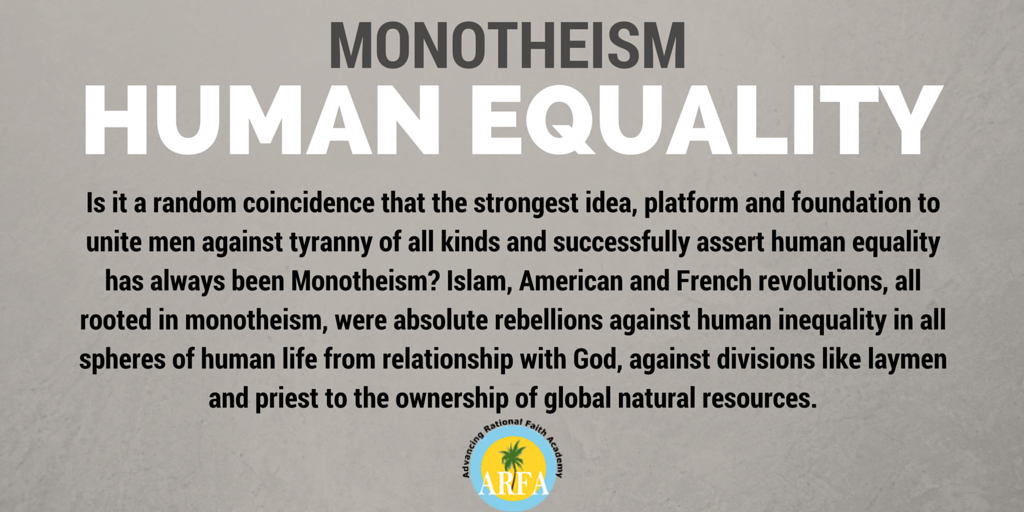 monotheism examples