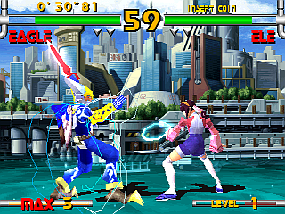 plasma sword videojuego arcade portable bajar gratis