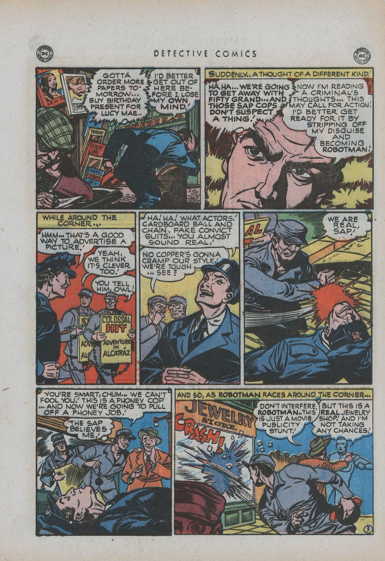 Read online Detective Comics (1937) comic -  Issue #154 - 29