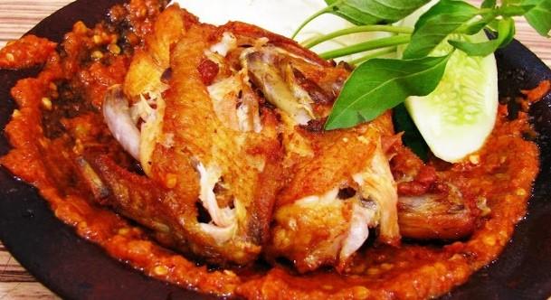 resep ayam gepuk