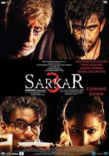 Sarkar 3_Poster