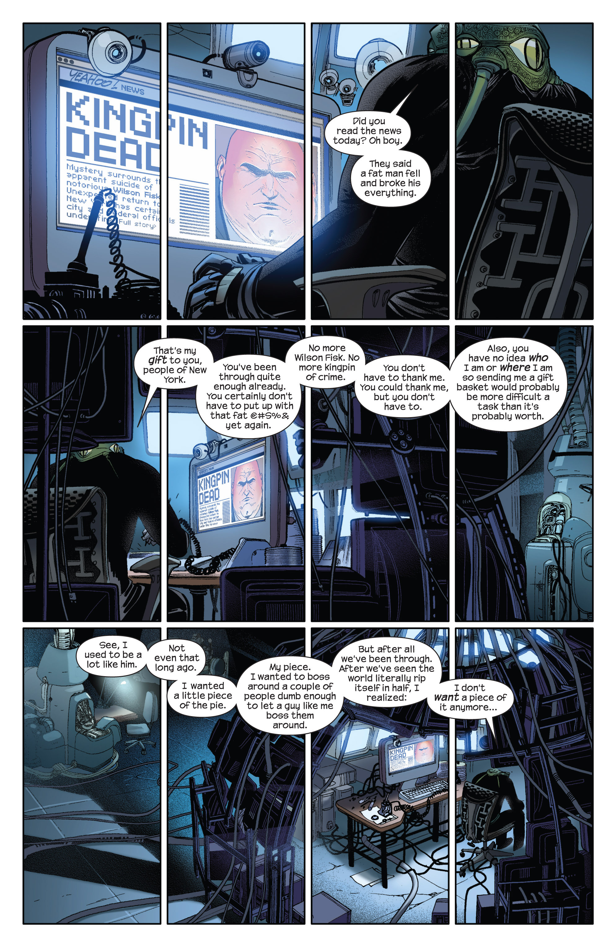 Read online Ultimate Spider-Man (2009) comic -  Issue #2 - 4