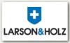 Логотип брокера lh-broker