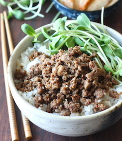 korean beef rice bowl recipe by season with spice shop