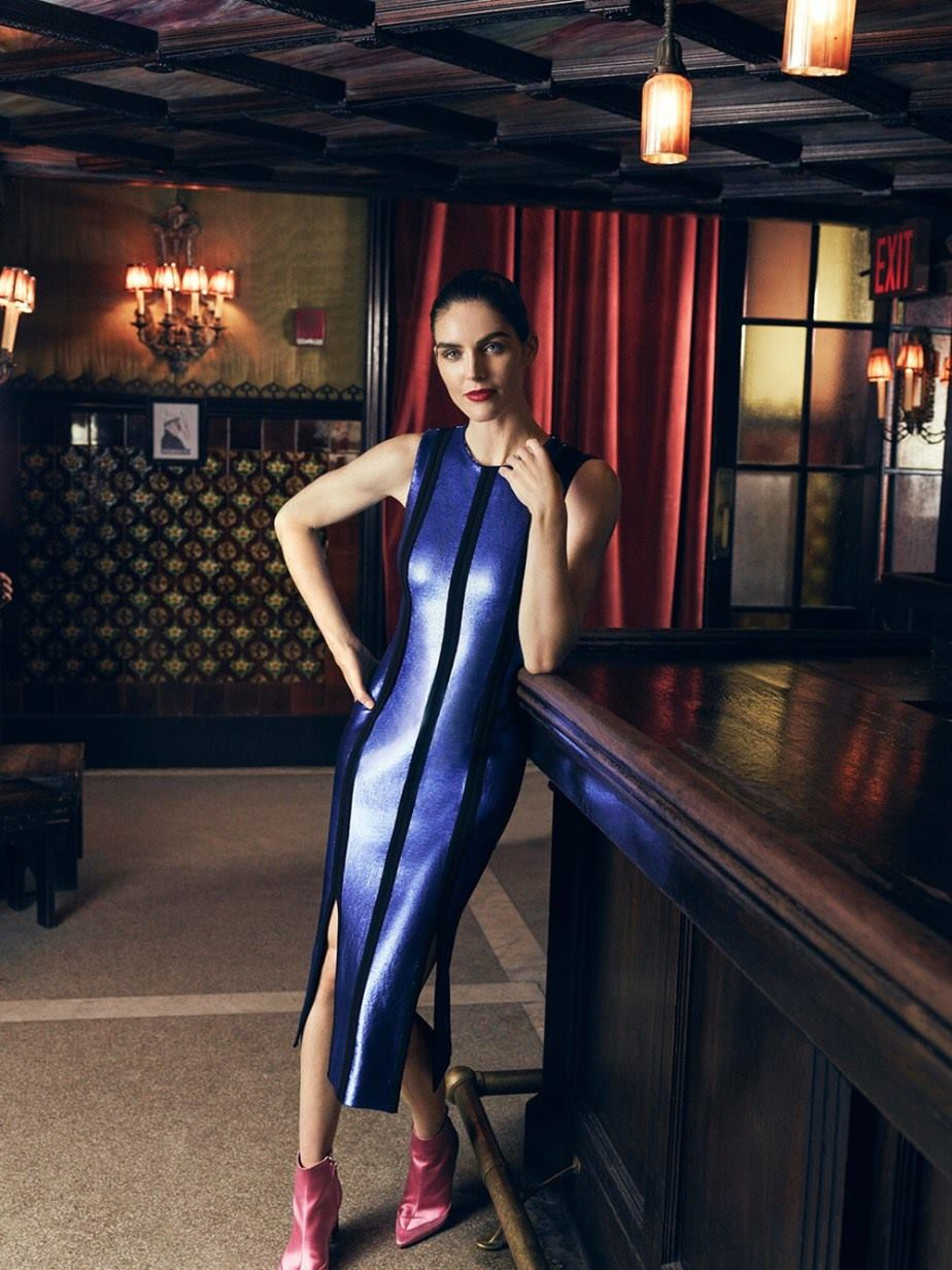 Lord & Taylor Fall Winter 2017 Collection starring Hilary Rhoda