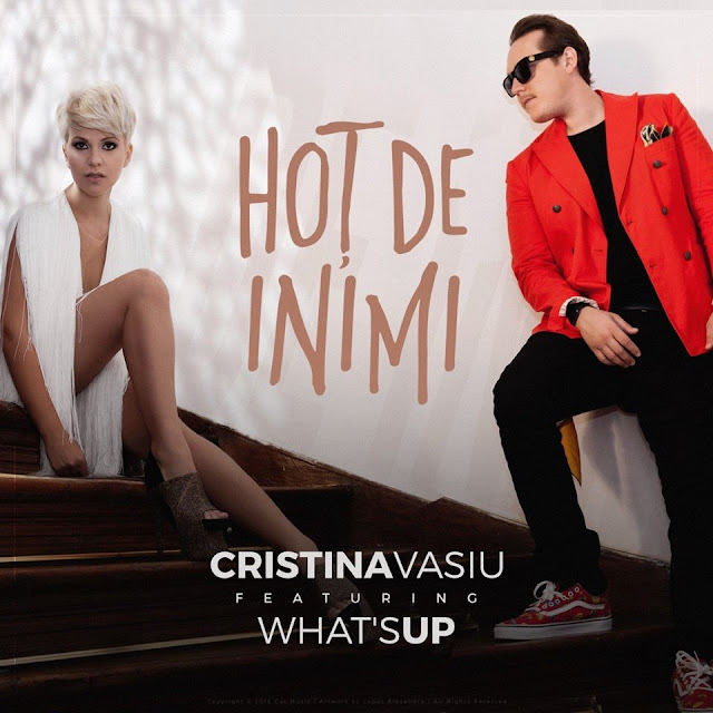 2016 Cristina Vasiu feat What's Up Hot de inimi melodie noua Cristina Vasiu featuring Whats Up Hot de inimi piesa noua videoclip noul single Cristina Vasiu si What's Up - Hot de inimi melodii noi 2016 Cristina Vasiu si What's Up - Hot de inimi  official video youtube Cristina Vasiu feat. What's Up - Hot de inimi cea mai noua melodie ultima piesa Cristina Vasiu feat. What's Up - Hot de inimi cel mai noul single ultimul videoclip noul hit Cristina Vasiu feat. What's Up - Hot de inimi