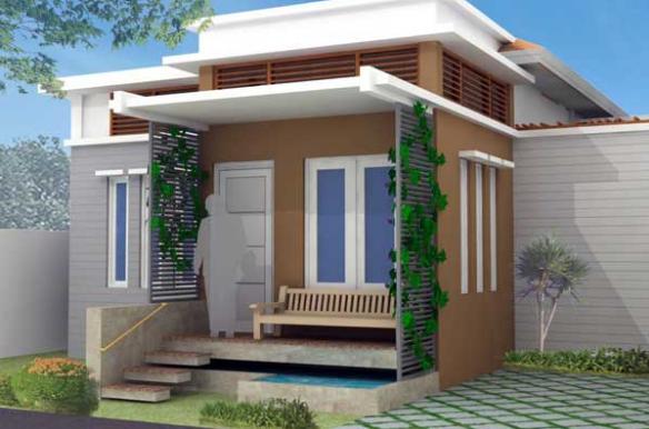 Model Desain Teras Rumah Terbaru