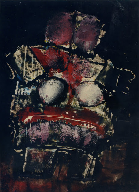 Agustín Alamán arte moderno contemporáneo pintura al óleo figurativa