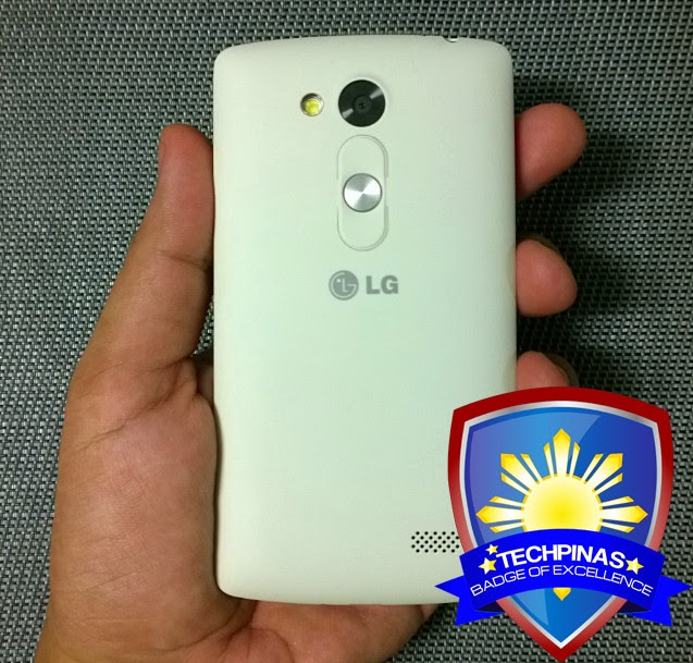 LG L Fino, LG L Fino Philippines, TechPinas Badge of Excellence