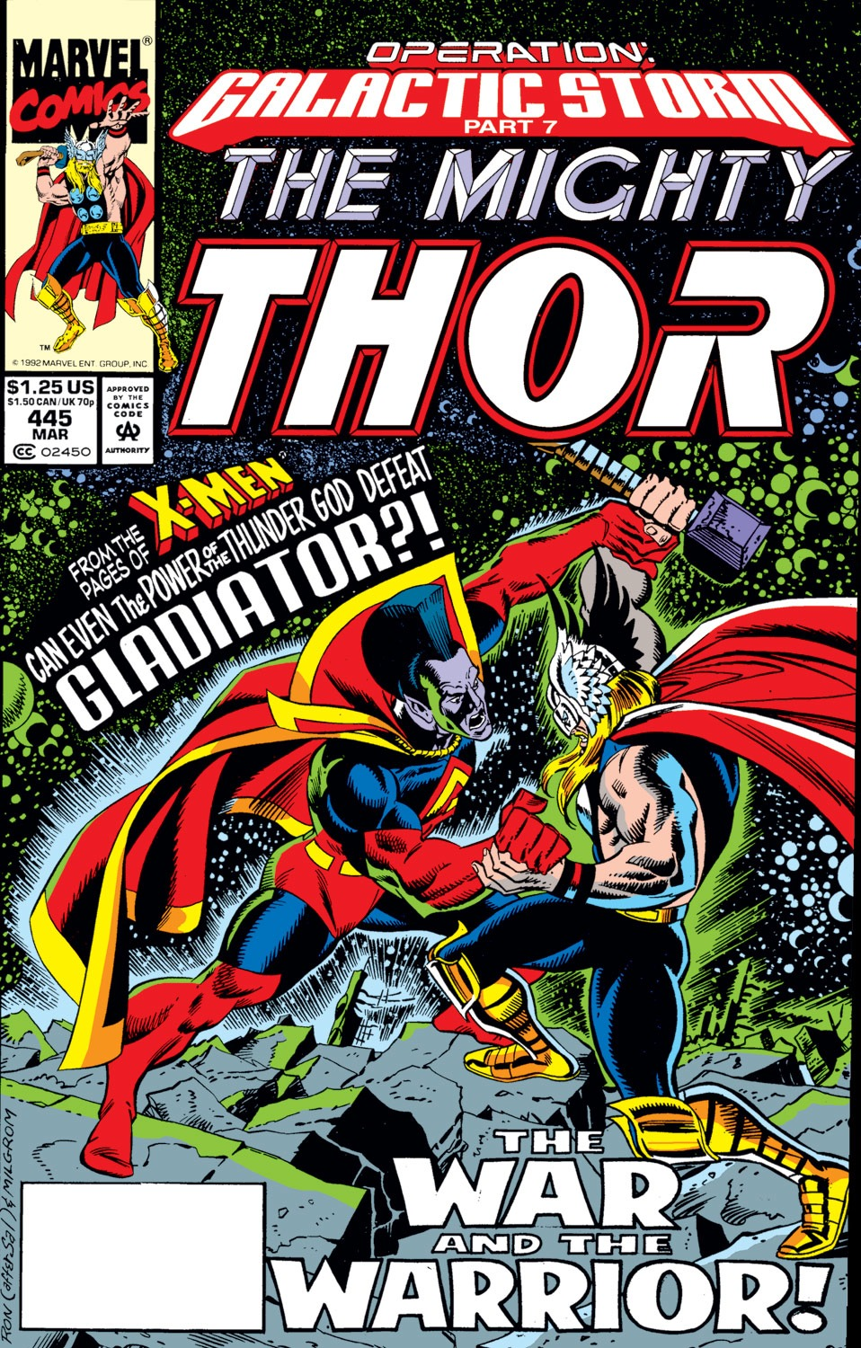 Thor (1966) 445 Page 1