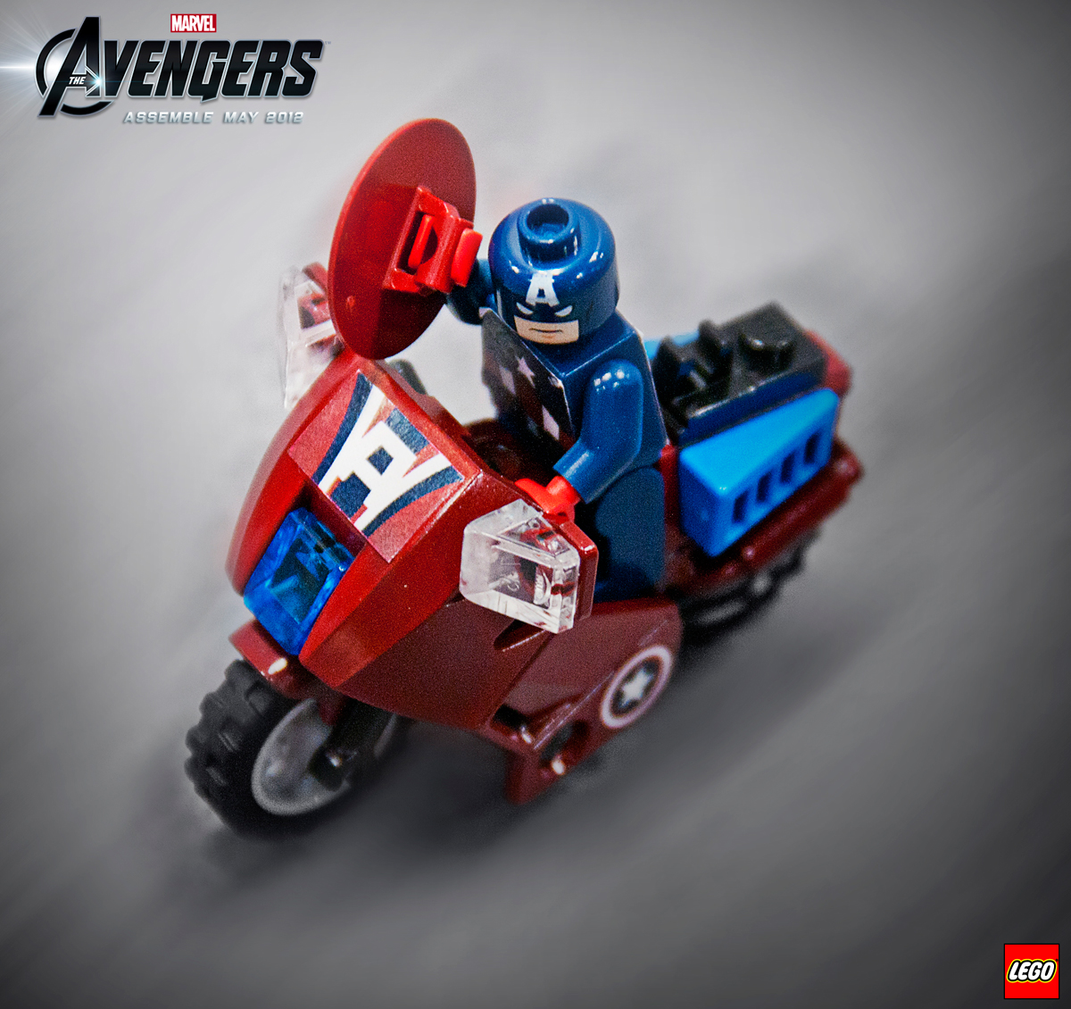 The Blot Says...: Marvel x LEGO The Avengers Movie Sets ...