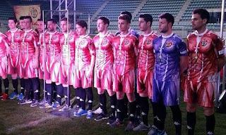 Luar biasa jersi baru pasukan Deportivo Palencia