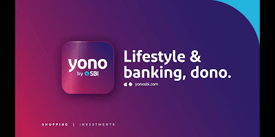 Yono sbi app-The Mobile Banking and Lifestyle App!