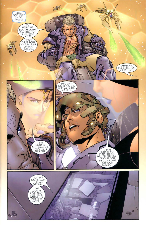 Read online Sigil (2000) comic -  Issue #3 - 3