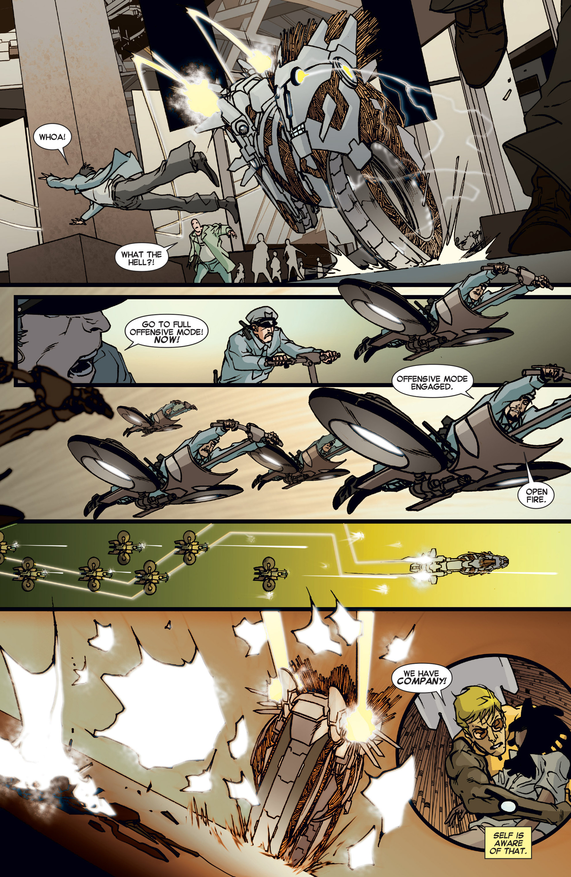 Read online All-New X-Factor comic -  Issue #10 - 19